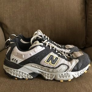 NEW BALANCE 476 Cross Training Shoes! Vintage 8